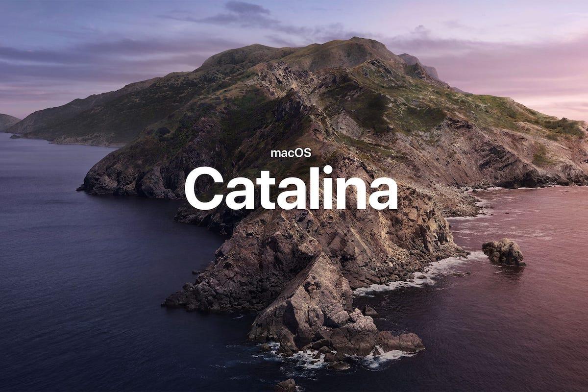 Mengenal macOS Catalina