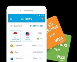 Atur keuanganmu dengan JENIUS