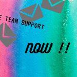 """Beralih jadi """"Team Support"""""""