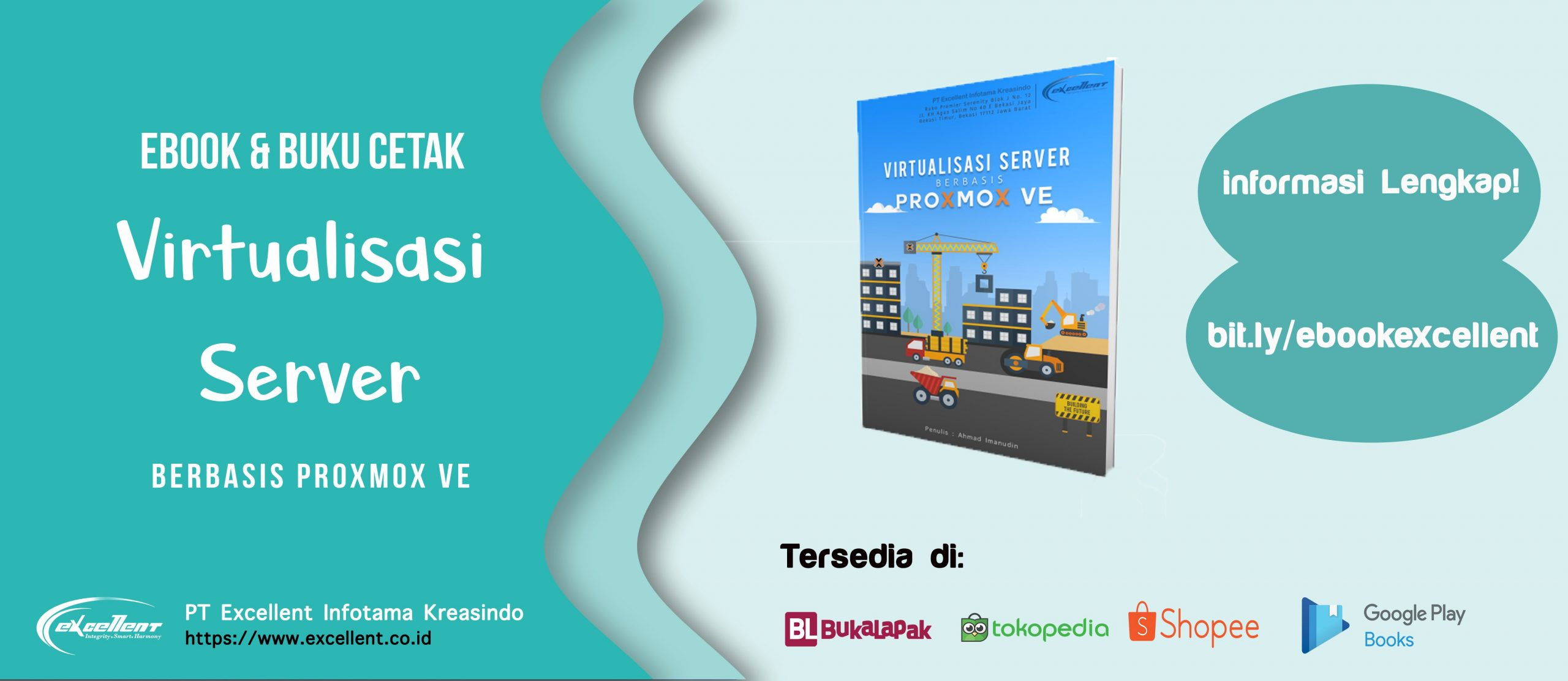 Buku Proxmox VE